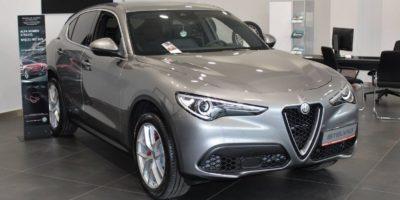 Alfa Romeo Stelvio z rabatem do 40 tysięcy złotych 1