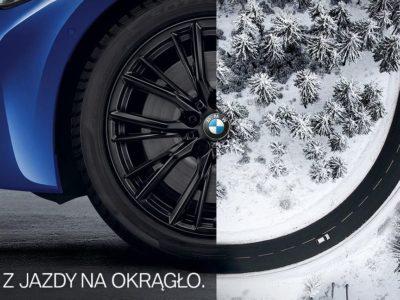 3-letnie ubezpieczenie opon w cenie w BMW 5