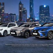 Atrakcyjne ceny na modele z rocznika produkcji 2019 w Lexus 21