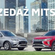 Wybrane modele Mitsubishi taniej o VAT 18