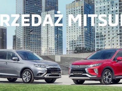 Wybrane modele Mitsubishi taniej o VAT 4