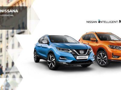 Wyprzedaż rocznika 2019 w Nissan 4