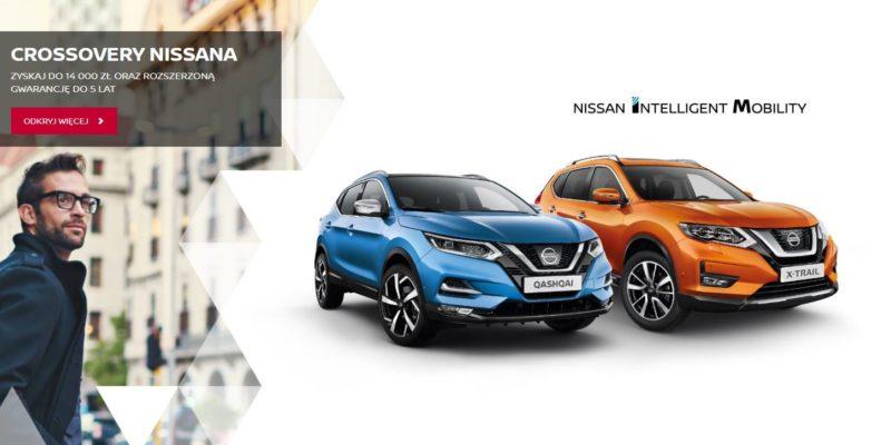 Wyprzedaż rocznika 2019 w Nissan 1