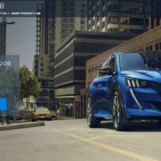 Peugeot e-208 z dofinansowaniem do aut elektrycznych 17