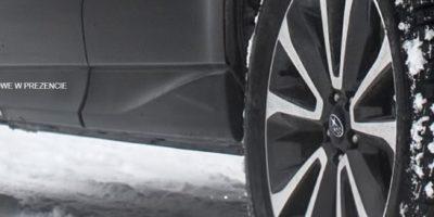 Komplet opon zimowych w prezencie od Subaru 4