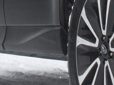 Komplet opon zimowych w prezencie od Subaru 2