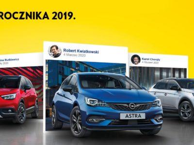 Opel Astra z rabatem do 9 tysięcy złotych 5