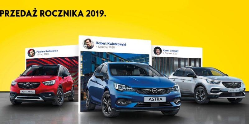 Opel Astra z rabatem do 9 tysięcy złotych 1