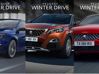 Winter Drive w Peugeot z korzyściami do 50 tysięcy złotych 3