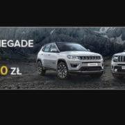 Leasing 100% i rabaty do 15 tysięcy złotych w Jeep 14