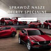 Wyprzedaż modeli z rocznika 2019 w Mazda 9