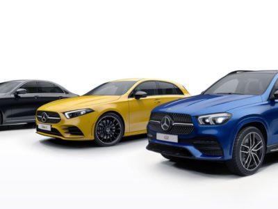 Kumulacja korzystnych ofert w Mercedes-Benz 3