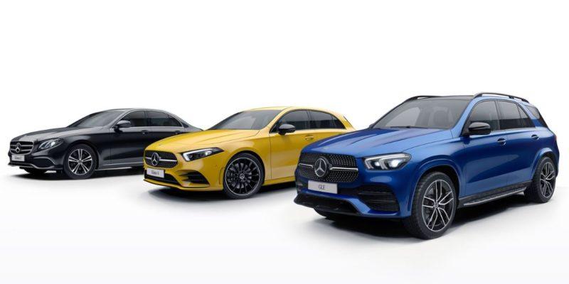 Kumulacja korzystnych ofert w Mercedes-Benz 1