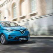 Nowe Renault ZOE z dotacją od Funduszu Niskoemisyjnego Transportu 21