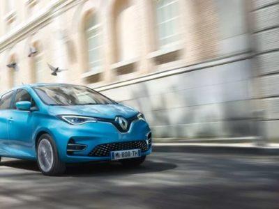 Nowe Renault ZOE z dotacją od Funduszu Niskoemisyjnego Transportu 2