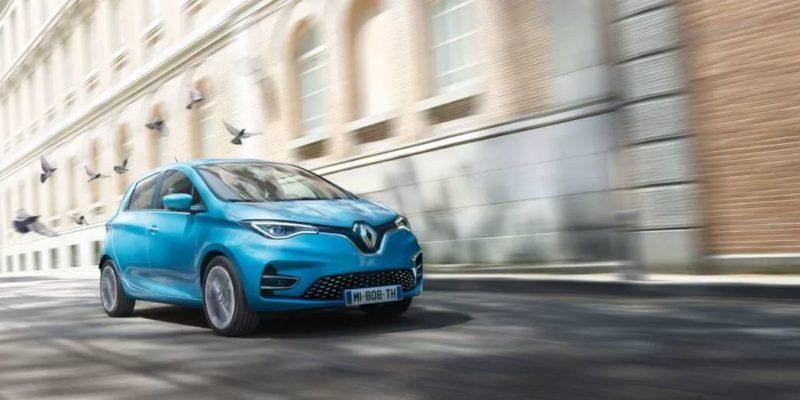 Nowe Renault ZOE z dotacją od Funduszu Niskoemisyjnego Transportu 1