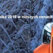 Ostatnia prosta wyprzedaży rocznika 2019 w Subaru 20