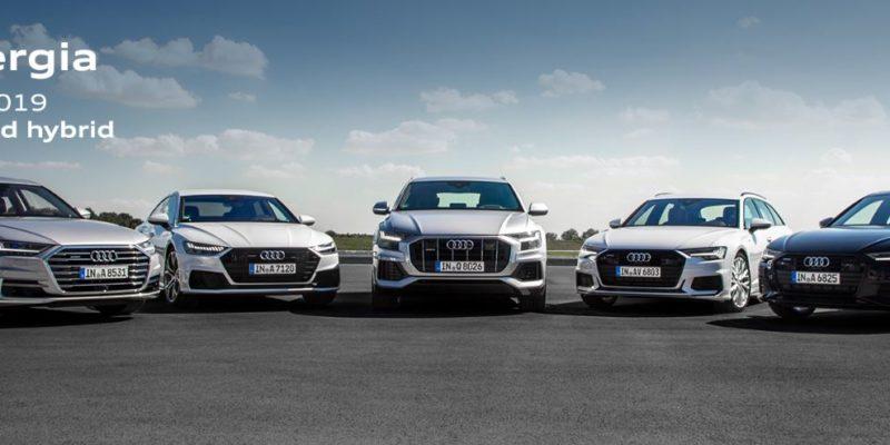Kupując Audi w technologii mild hybrid zyskujesz dodatkową premię ekologiczną 1