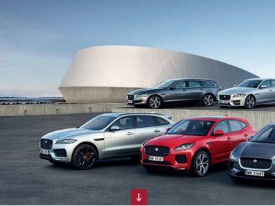Wyprzedaż rocznika 2019 w Jaguar 2