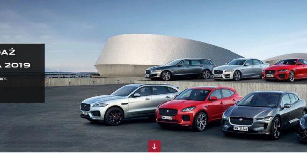 Wyprzedaż rocznika 2019 w Jaguar 5