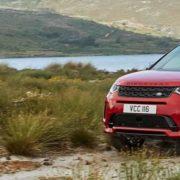 Land Rover Discovery Sport w atrakcyjnej ofercie 9