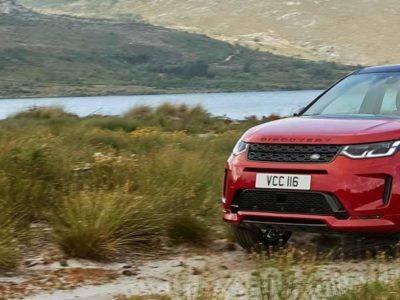 Land Rover Discovery Sport w atrakcyjnej ofercie 3