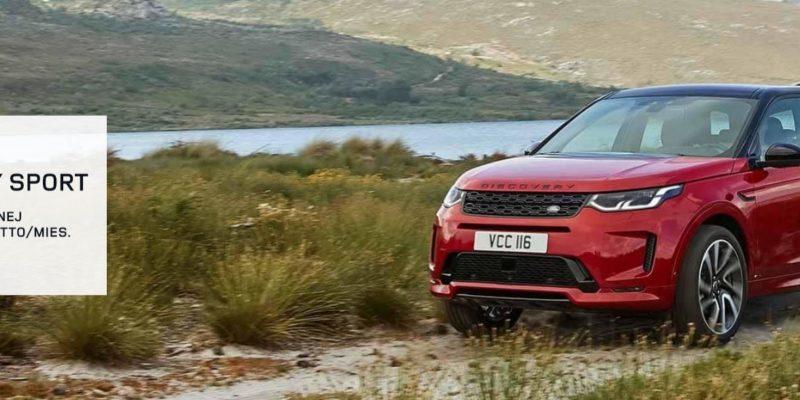 Land Rover Discovery Sport w atrakcyjnej ofercie 1