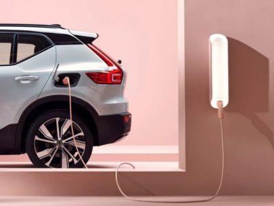 Dopłata ekologiczna do hybrydowych modeli Volvo 2