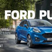 Ford Puma z pakietem korzyści 12