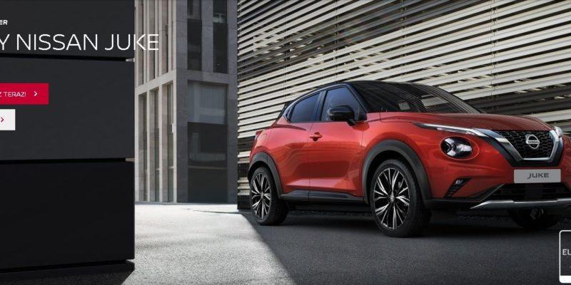 Nissan Juke od 66 900 zł 1