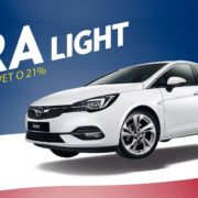 Opel Astra Light z rabatami do 16 tysięcy złotych 26