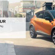 Renault Captur od 599 zł miesięcznie 25