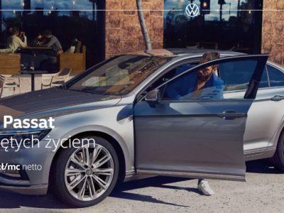 Volkswagen Passat od 714 zł netto miesięcznie 2