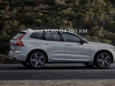 Volvo XC60 D4 190 KM z korzyściami do 20% 1