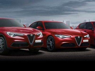 Od 100% leasingu na samochody Alfa Romeo 4