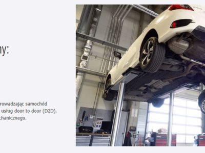 10% rabatu na części i robociznę w kwietniu w Honda 1