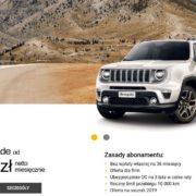 Jeep Renegade od 899 zł netto miesięcznie 9