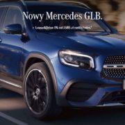 Nowy Mercedes GLB w ofercie Lease&Drive 1% 10