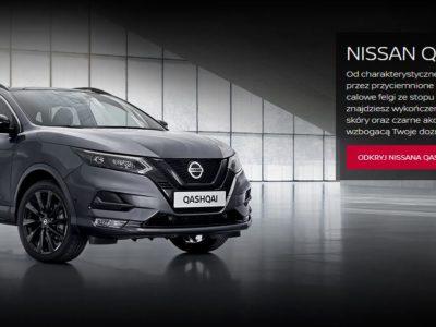 Nissan Quashqai z korzyściami do 16 700 zł 2