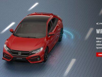 Honda Civic 5D z rabatem 5000 zł 1