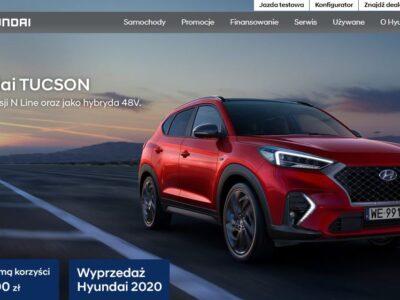 Superoferta na Hyundai Tucson 1