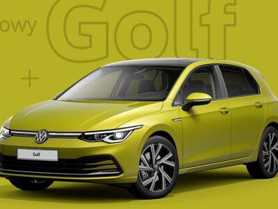 Volkswagen Golf z rabatem 6000 zł 1