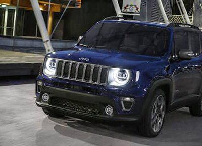 Jeep Renegade 4X w wynajmie Smart Renting od 1375 zł netto miesięcznie 2