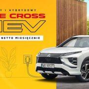 Mitsubishi Eclipse Cross PHEV w leasingu 101% 23