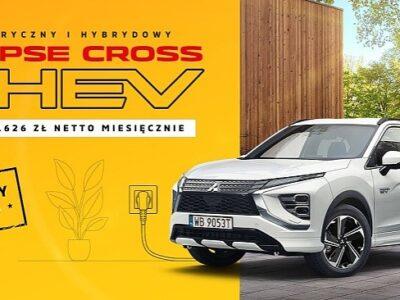 Mitsubishi Eclipse Cross PHEV w leasingu 101% 1