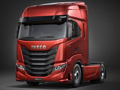 Leasing od 100,9% na Iveco S-Way 2
